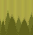 The wood on an original light green background vector