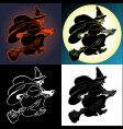 Versions of the witch vector