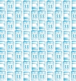 Seamless background for water cooler vector