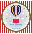 Christmas greeting card52 vector