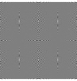 Design seamless monochrome lines pattern vector