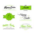Easter designs vector