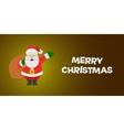 Christmas santa claus vector