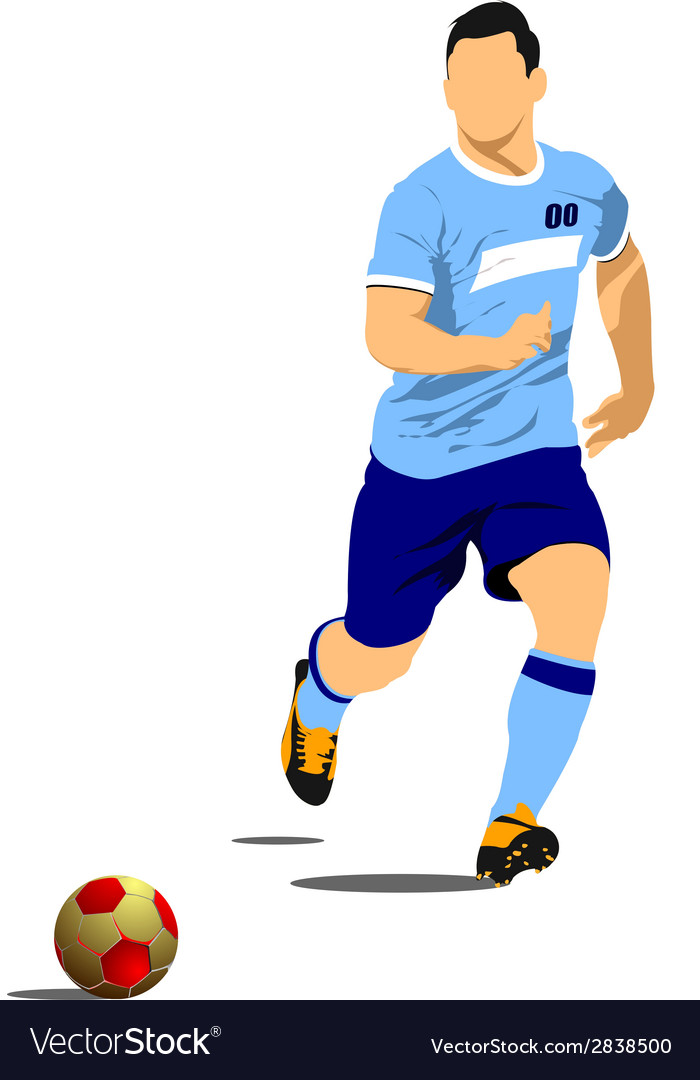 Al 1127 soccer 02 vector | Price: 1 Credit (USD $1)