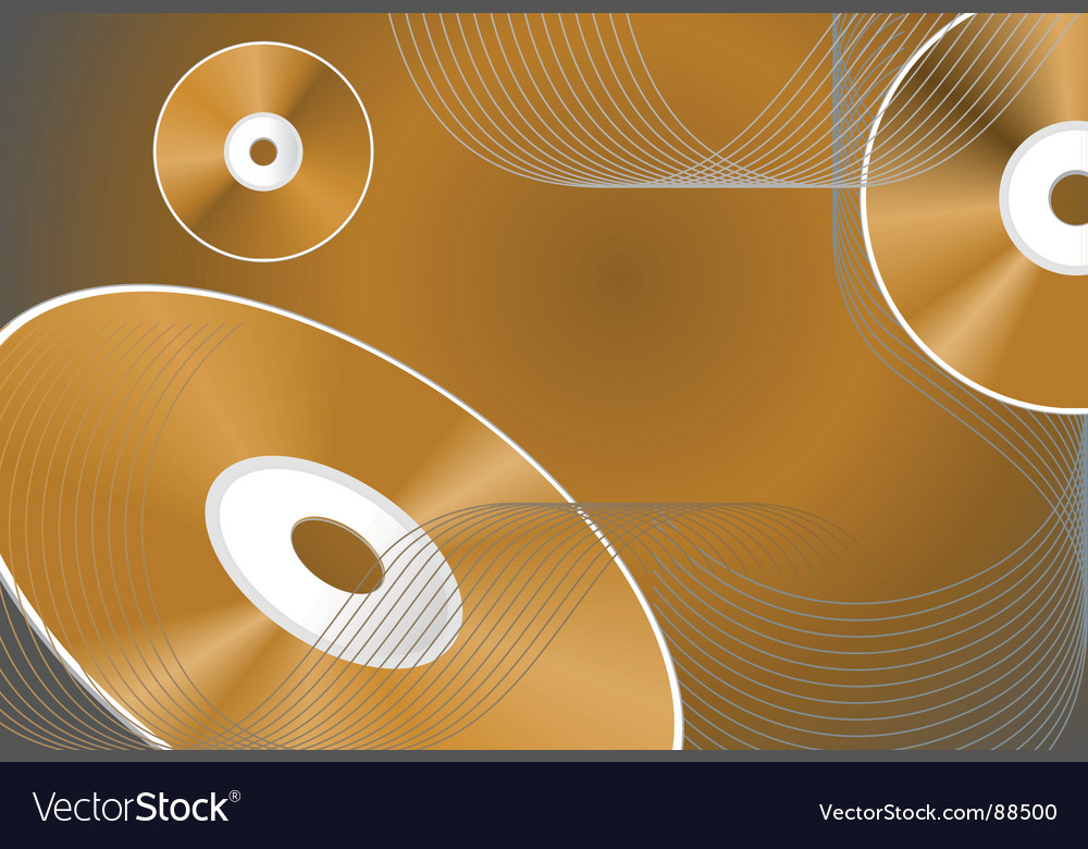 Cd background vector | Price: 1 Credit (USD $1)