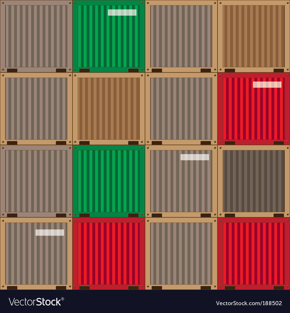 Industrial patchwork pattern vector | Price: 1 Credit (USD $1)