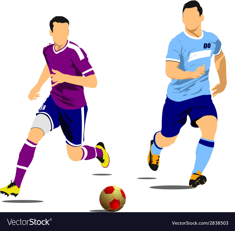 Al 1127 soccer 03 vector | Price: 1 Credit (USD $1)