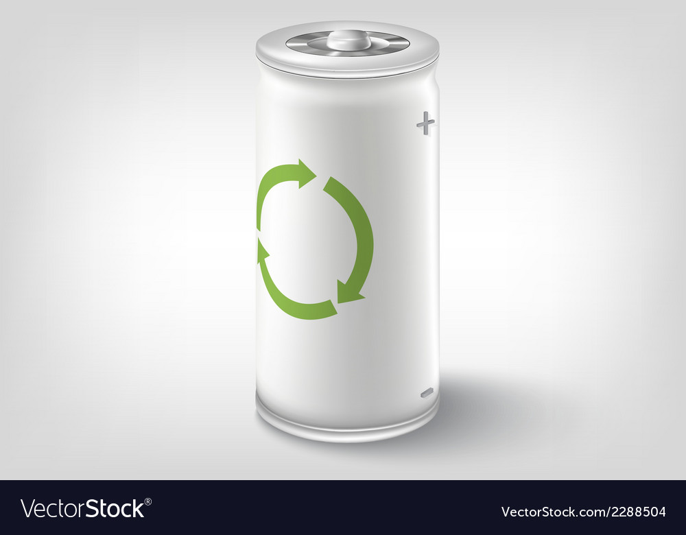 Battery icon conceptual design vector | Price: 1 Credit (USD $1)