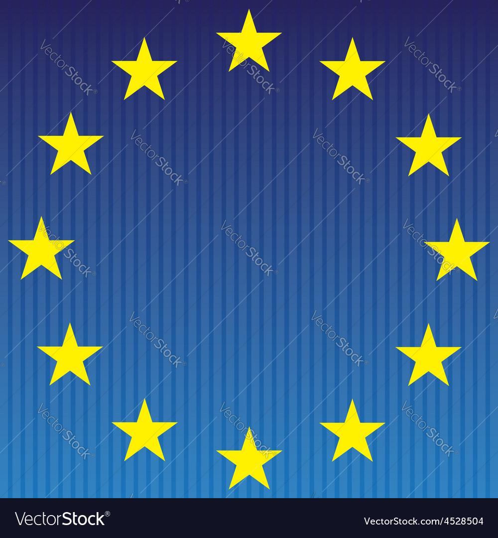 Europe patriotic blue luxembourg patriot republic vector | Price: 1 Credit (USD $1)
