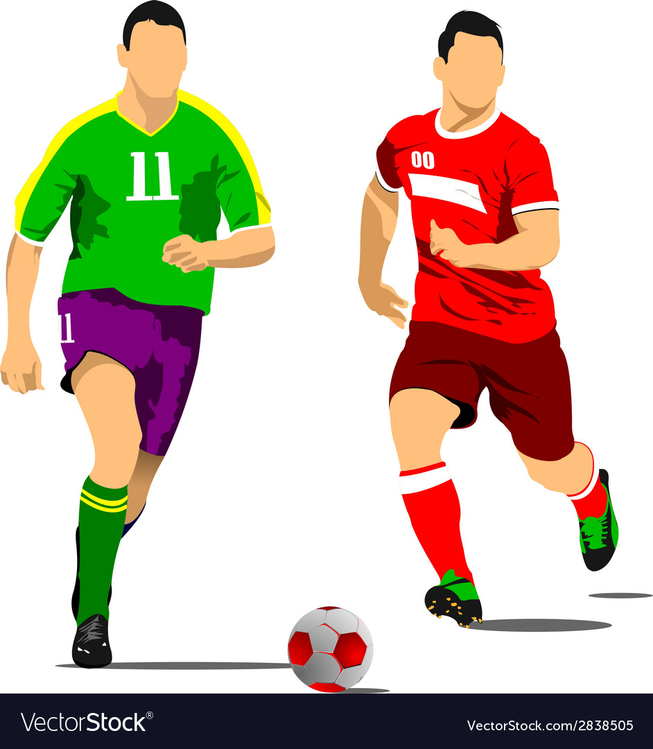 Al 1127 soccer 04 vector | Price: 1 Credit (USD $1)