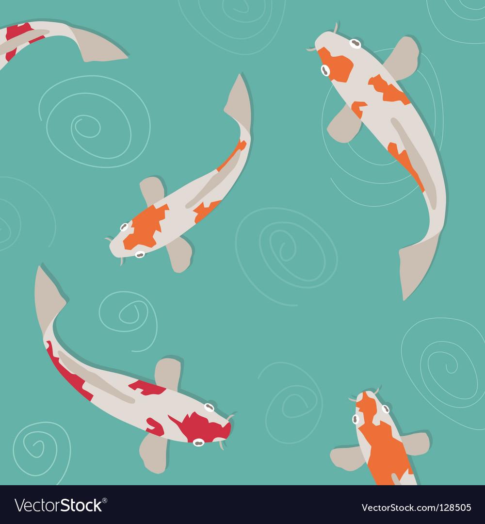 Koi carp vector   Price: 1 Credit (USD $1)