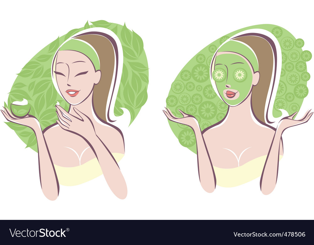 Beauty care vector | Price: 3 Credit (USD $3)