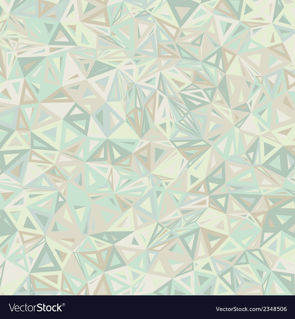 Vintage old abstract triangle ornament eps8 vector | Price: 1 Credit (USD $1)