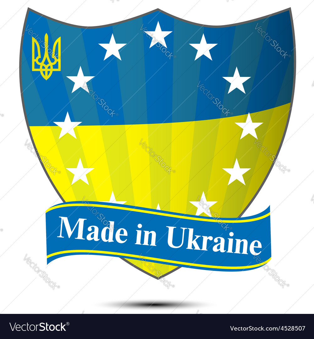Europe corporation logo symbol tourism ukraine ban vector | Price: 1 Credit (USD $1)