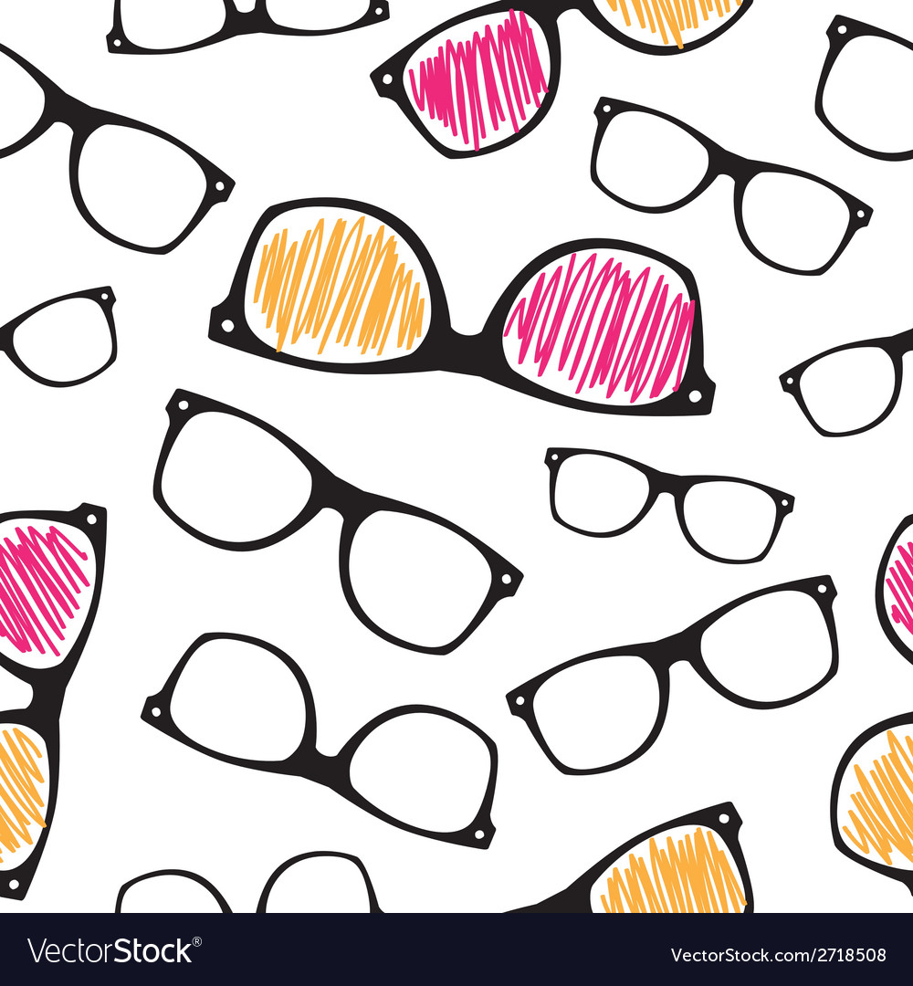 Hipster symbols background pattern for fabric vector | Price: 1 Credit (USD $1)