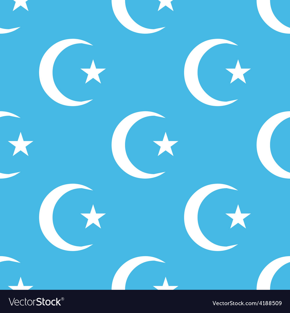 Islam seamless pattern vector | Price: 1 Credit (USD $1)