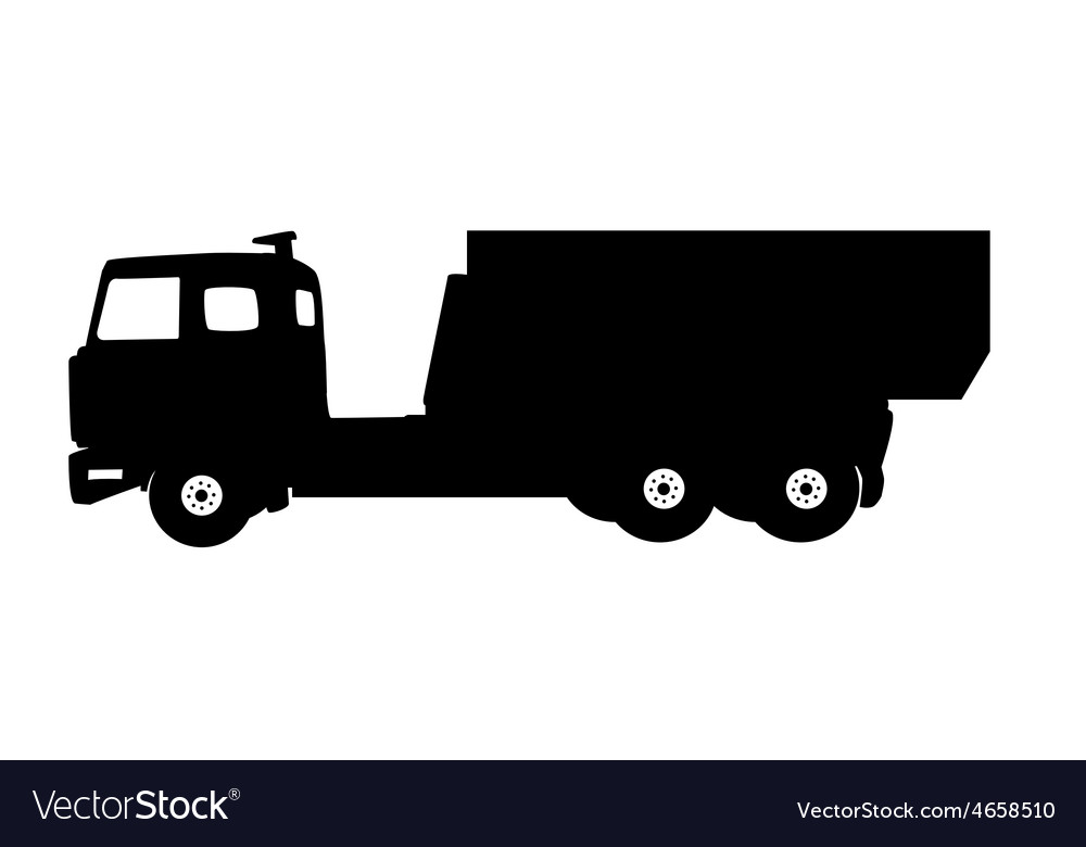 Most car truck vector | Price: 1 Credit (USD $1)
