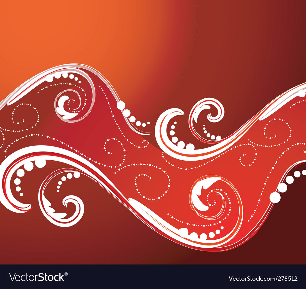 Abstract background red vector | Price: 1 Credit (USD $1)