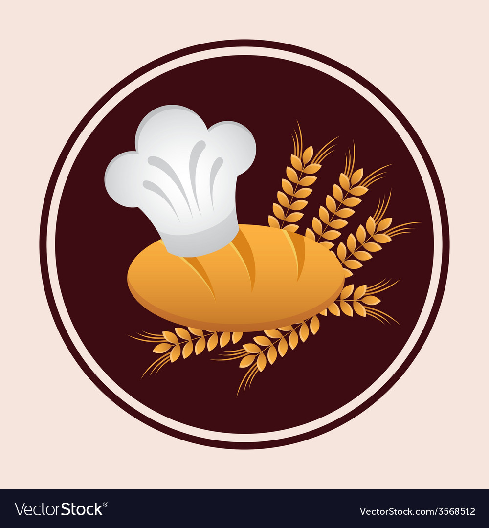 Bakery label vector   Price: 1 Credit (USD $1)