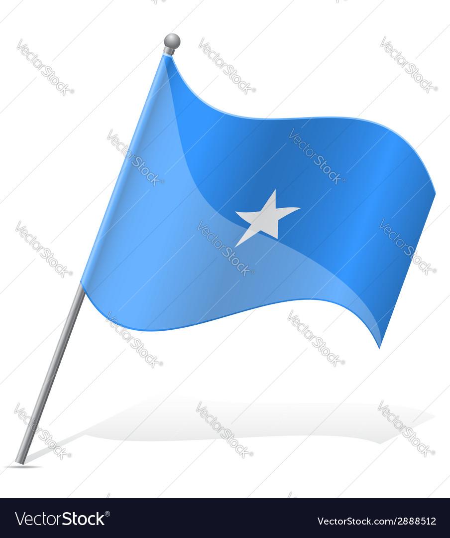 Flag of somali vector   Price: 1 Credit (USD $1)