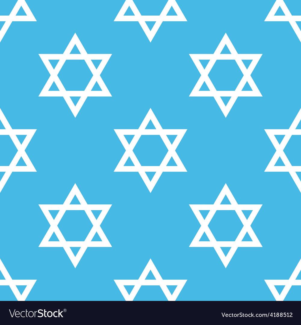 Judaism seamless pattern vector | Price: 1 Credit (USD $1)