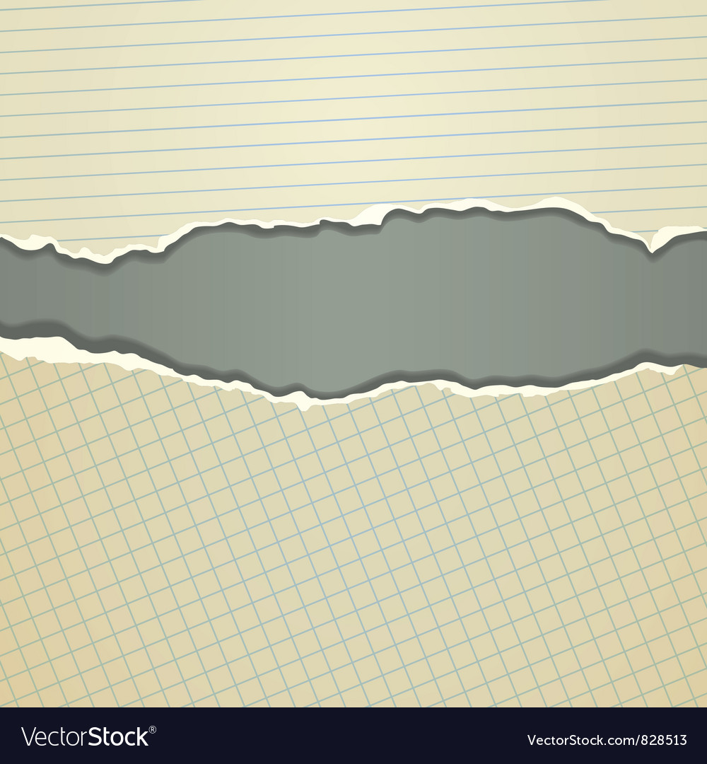 Torn old paper vector   Price: 1 Credit (USD $1)