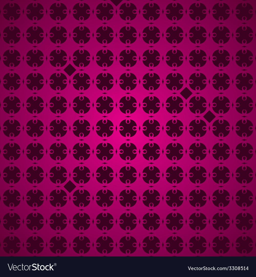 Classic design pattern background vector | Price: 1 Credit (USD $1)