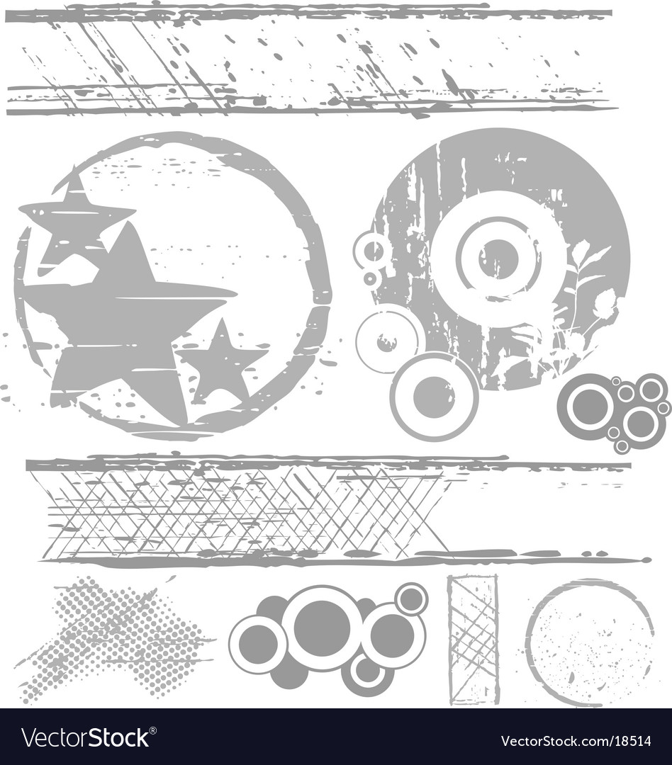 Ugly grunge vector | Price: 1 Credit (USD $1)