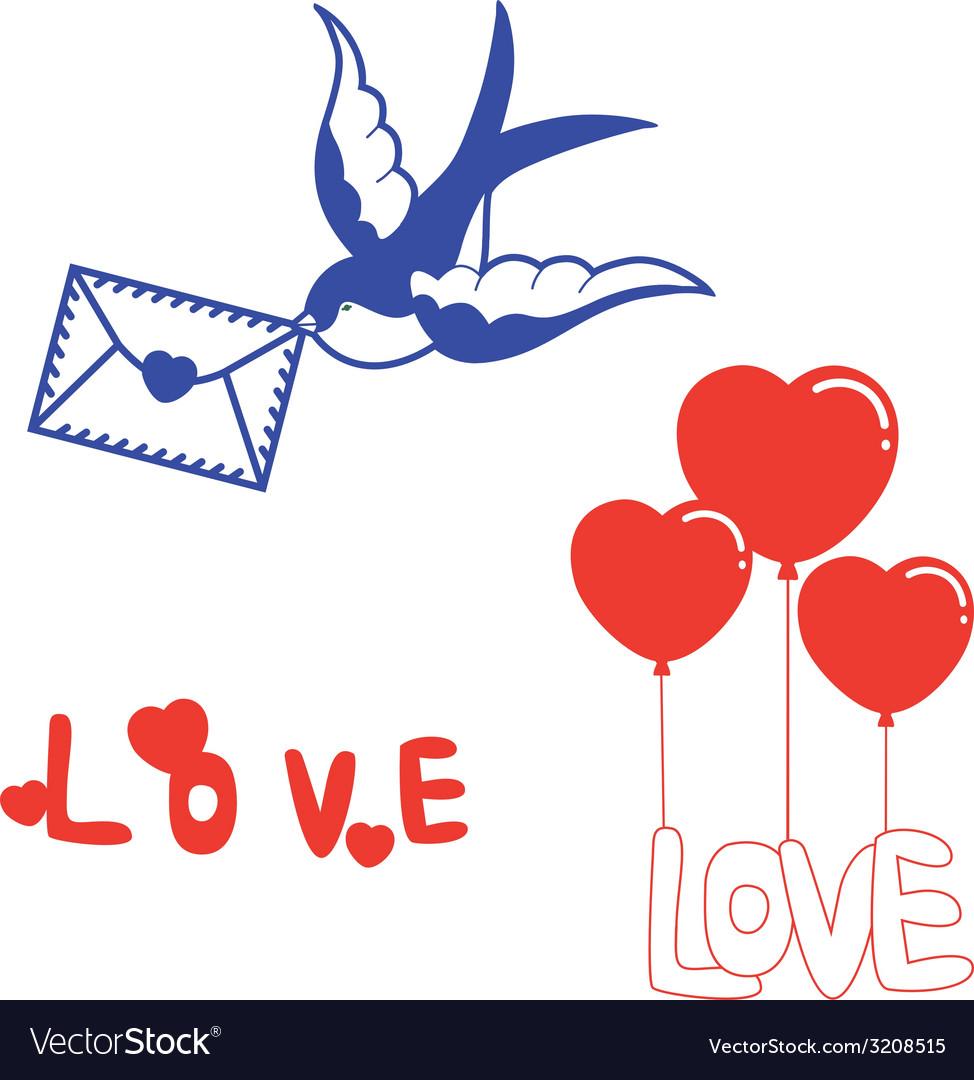 Romantic valentine designs vector   Price: 1 Credit (USD $1)