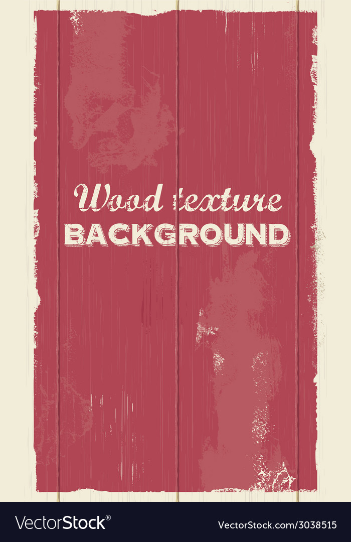 Wood background texture vector | Price: 1 Credit (USD $1)