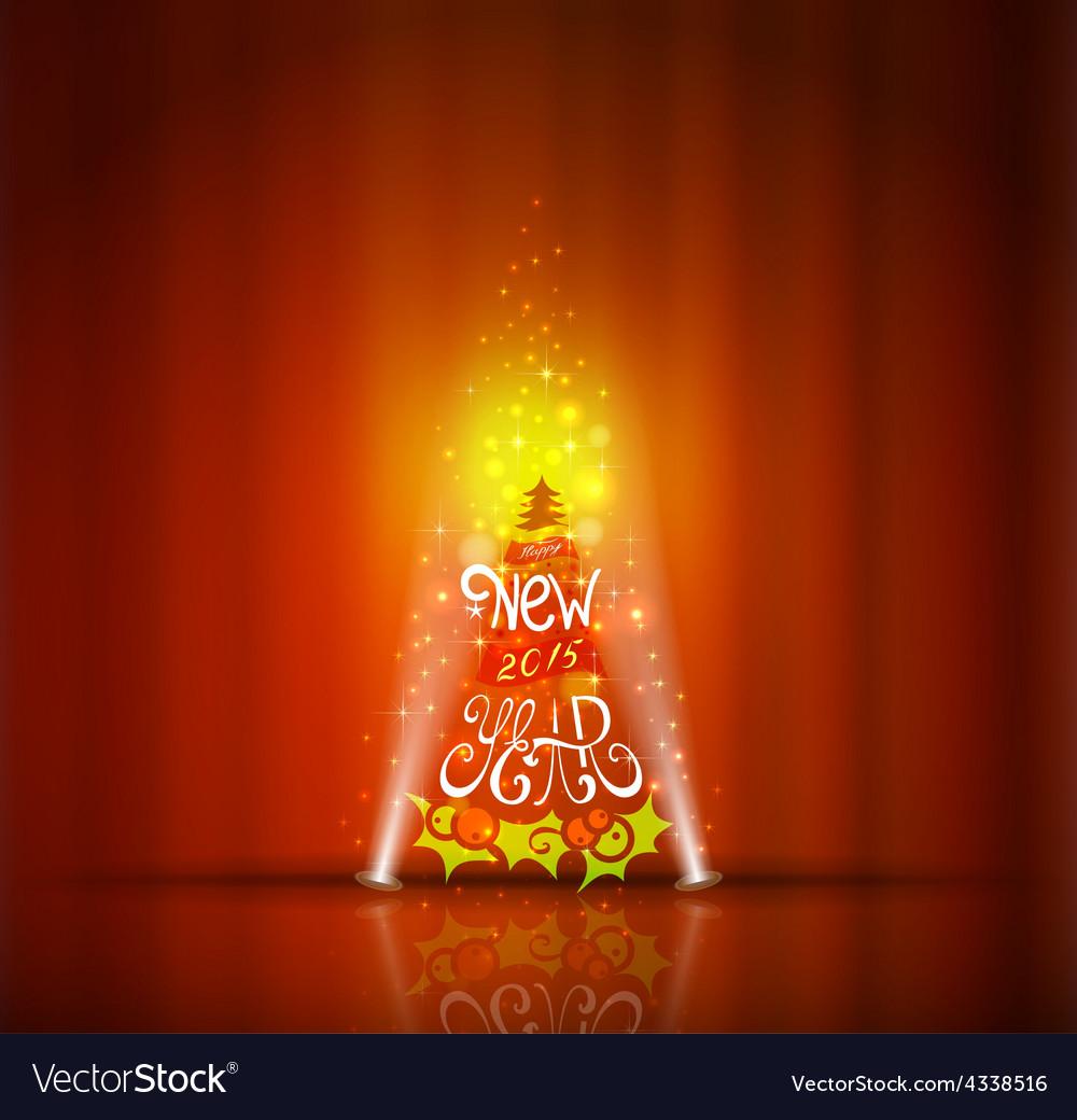 Happy new year vector | Price: 3 Credit (USD $3)