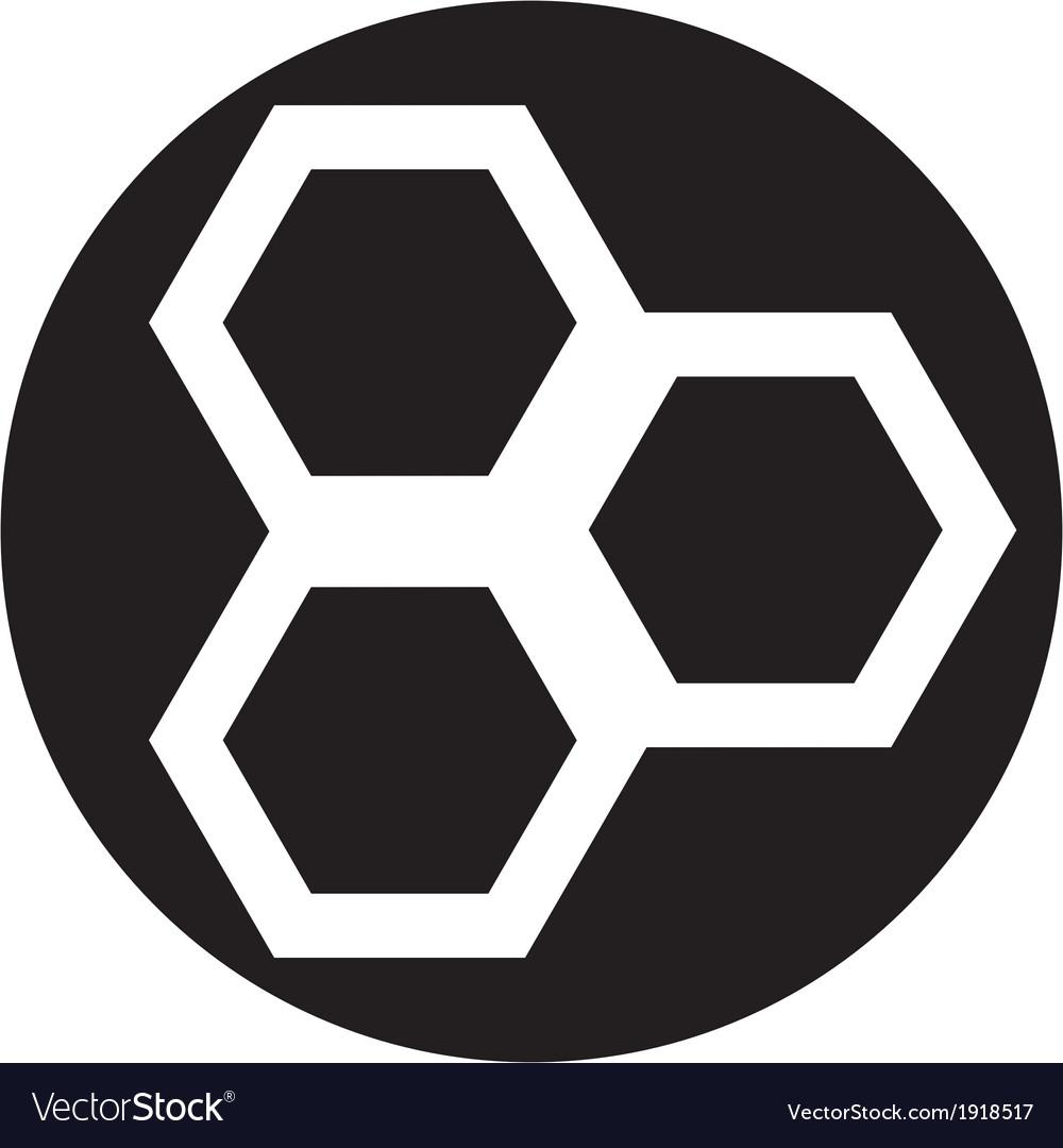 Honeycomb vector | Price: 1 Credit (USD $1)