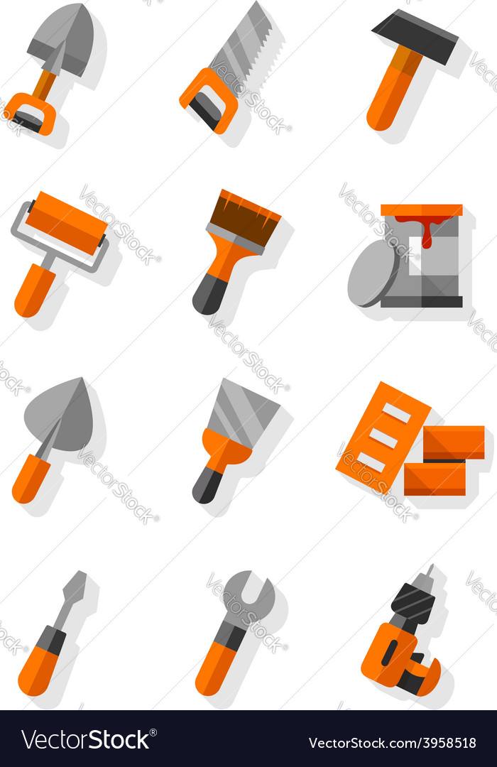 Working tools for vector | Price: 1 Credit (USD $1)