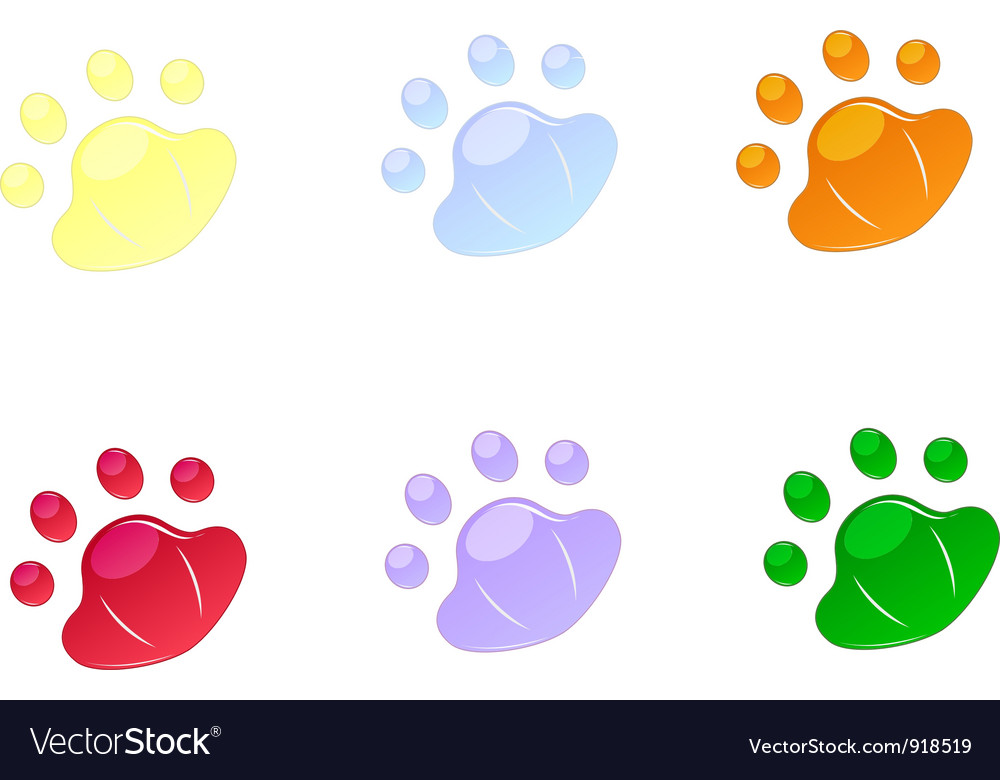 Buttons in pad shape vector   Price: 1 Credit (USD $1)
