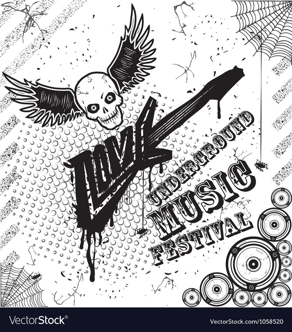 Music festival vector   Price: 1 Credit (USD $1)