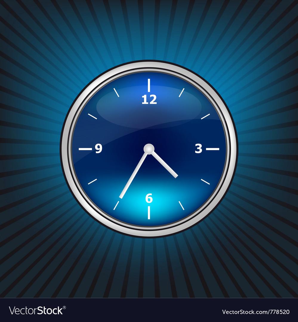 Office clock vector   Price: 1 Credit (USD $1)