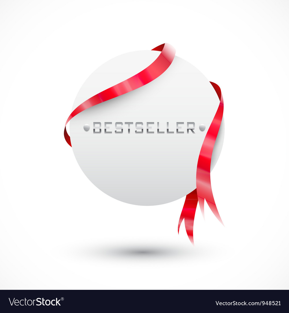 Blank sale tag circle paper vector | Price: 1 Credit (USD $1)