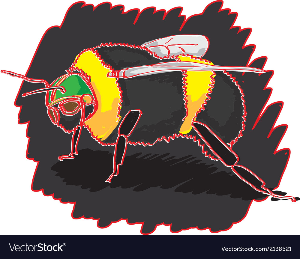 Bumblebee-pw vector | Price: 1 Credit (USD $1)