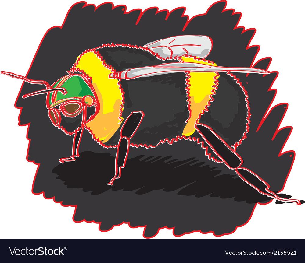 Bumblebee-pw vector | Price: 1 Credit (USD $1)