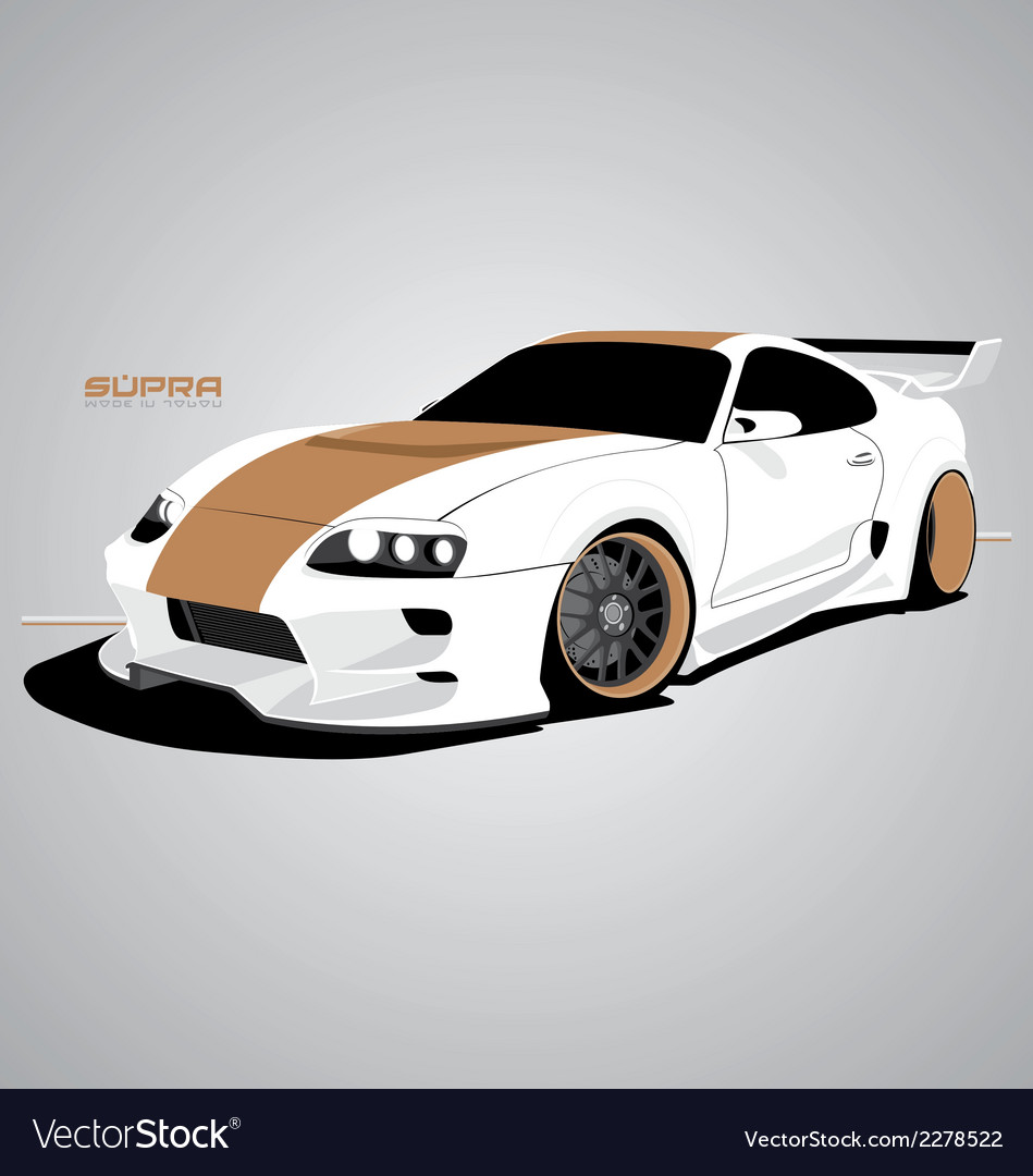 Supra vector | Price: 1 Credit (USD $1)