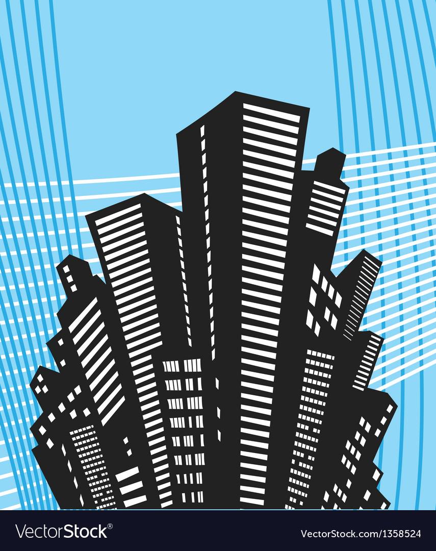 Urban style vector | Price: 1 Credit (USD $1)
