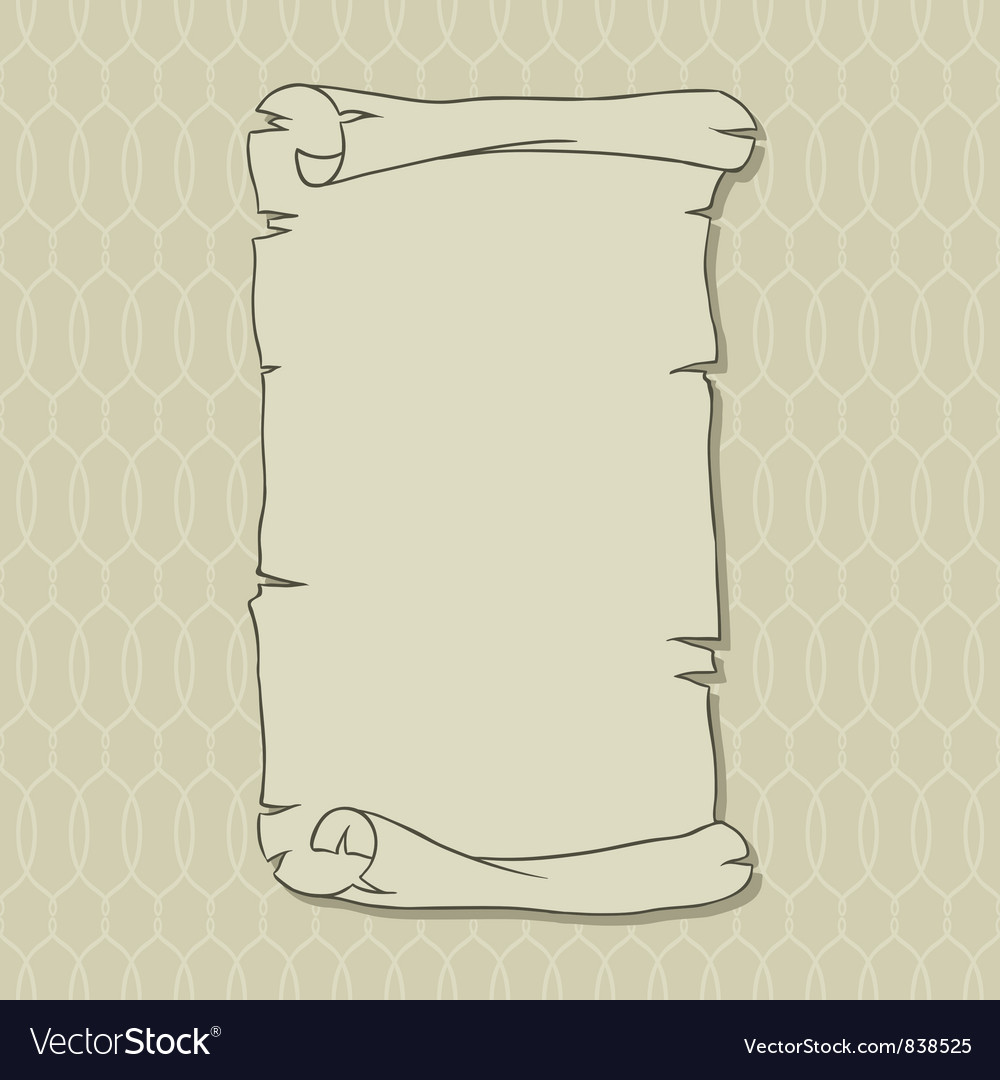 Old scroll page background for your designs and vector | Price: 1 Credit (USD $1)