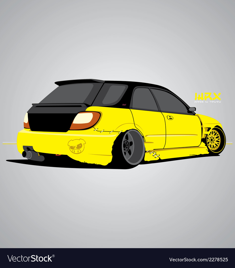 Wrx vector | Price: 1 Credit (USD $1)