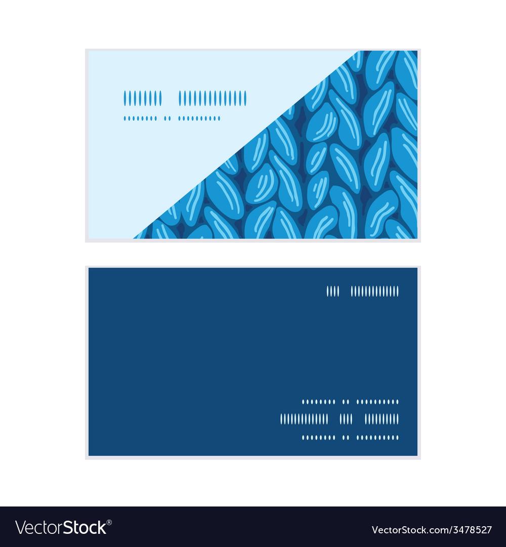 Knit sewater fabric horizontal texture horizontal vector | Price: 1 Credit (USD $1)