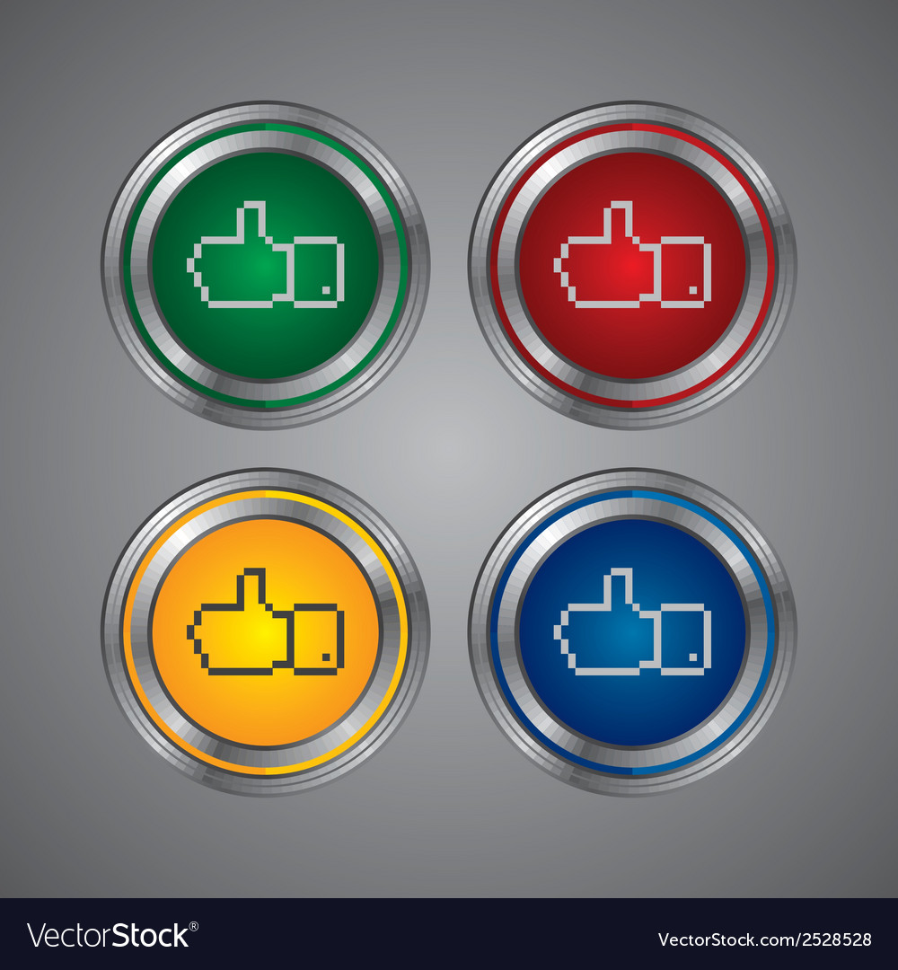 Communication icons vector | Price: 1 Credit (USD $1)