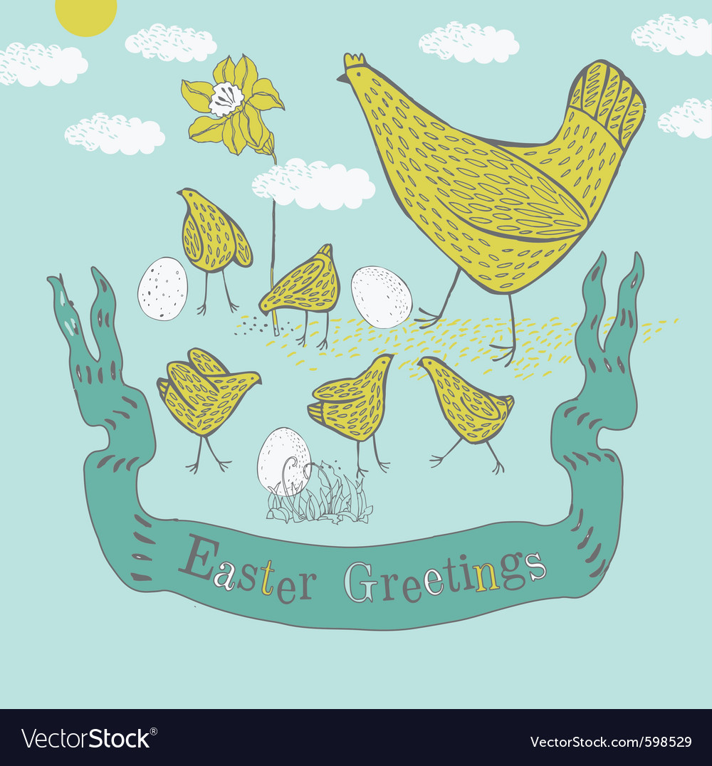 Bird collage background vector   Price: 1 Credit (USD $1)