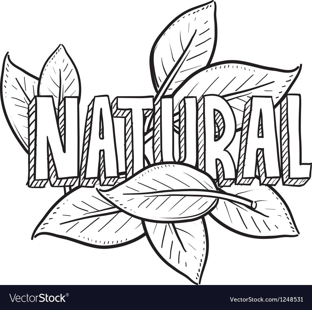 Natural vector | Price: 1 Credit (USD $1)