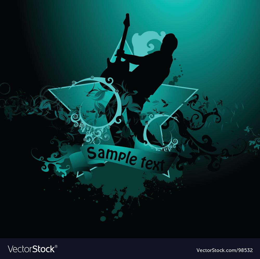 Album art vector | Price: 1 Credit (USD $1)