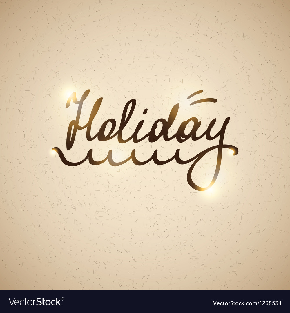 Holiday eps 10 vector | Price: 1 Credit (USD $1)