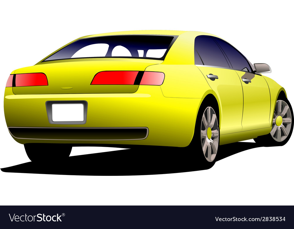 M0221 car 02 vector | Price: 1 Credit (USD $1)
